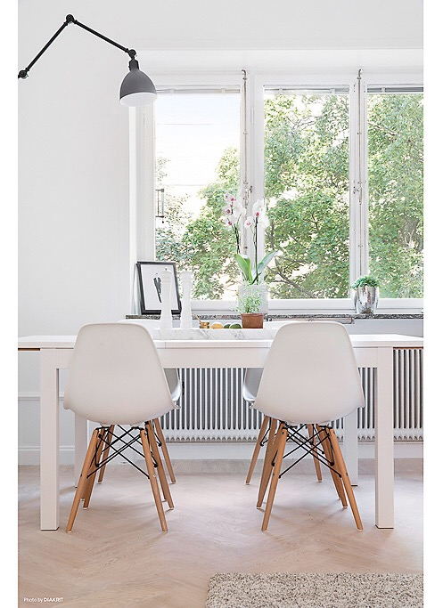 Stolar till matbord i marmor? Dasha Girine Metro Mode